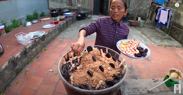 Bà Tân tung video làm cốc milo dầm trân châu cầu kỳ nhất Việt Nam, tự nhận mắc một sai lầm nhỏ khiến món ăn kém hoàn hảo - Ảnh 26.