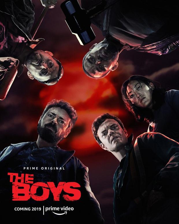 Dàn siêu anh hùng bất hảo The Boys tái xuất mùa 2, tung clip xé phay kẻ thù coi mà khóc thét - Ảnh 1.