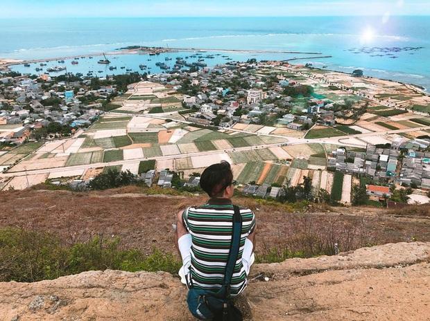 Một hòn đảo ở Việt Nam sở hữu tới 2 miệng núi lửa có tuổi đời hàng chục triệu năm, khung cảnh nhìn từ trên cao khiến nhiều người kinh ngạc - Ảnh 9.