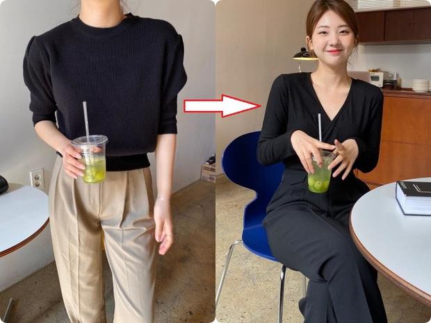Các nàng hãy chọn áo phông theo 4 tips này, đảm bảo luôn đẹp và quan trọng là nhìn người gầy đi vài ký  - Ảnh 1.