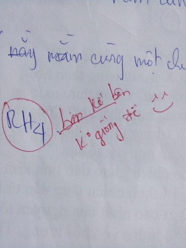 Những pha chọc ngoáy học sinh bằng lời phê cực chất của giáo viên: Thánh cà khịa là đây chứ đâu! - Ảnh 5.