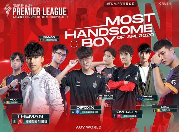 Ngắm dàn tuyển thủ siêu điển trai tại giải đấu Liên Quân thế giới APL 2020, bảo sao fan nữ xem giải đông thế! - Ảnh 17.
