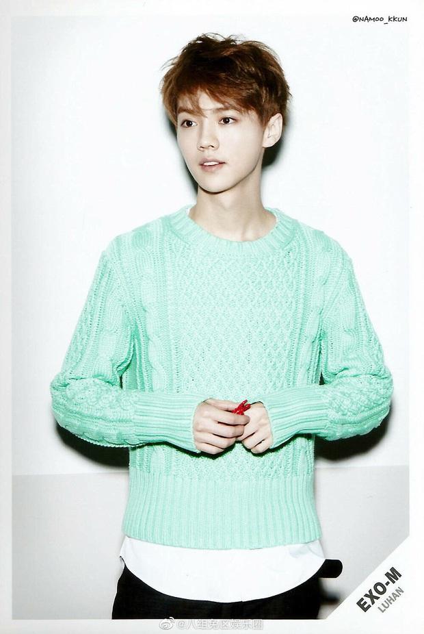 Ảnh mới của Luhan chứng kiến màn xuống cấp nhan sắc ngỡ ngàng, visual của EXO nay còn đâu - Ảnh 6.