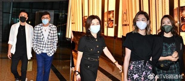 Sinh nhật sếp khủng TVB bất ngờ biến thành sự kiện lớn Hong Kong: Quy tụ nửa showbiz, chi phí party gây choáng không kém - Ảnh 4.