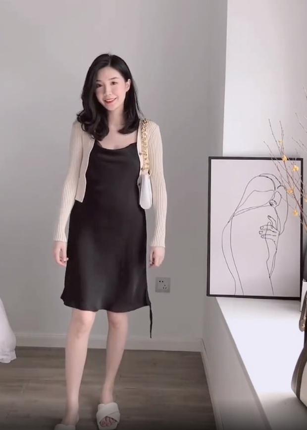 Chỉ 1 chiếc váy đen mà mặc được từ đi làm tới đi chơi, nàng công sở ra tay chứng minh với 11 set đồ bắt mắt - Ảnh 2.