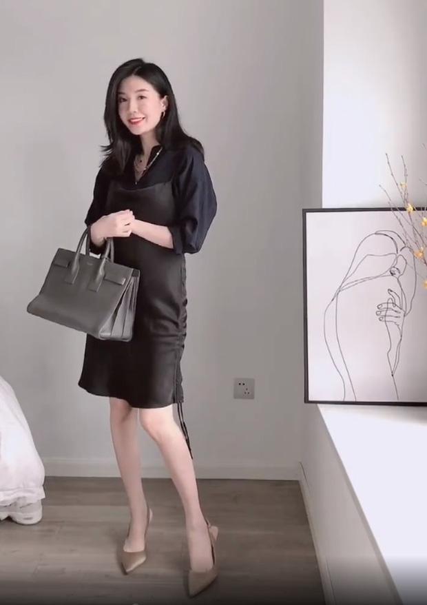 Chỉ 1 chiếc váy đen mà mặc được từ đi làm tới đi chơi, nàng công sở ra tay chứng minh với 11 set đồ bắt mắt - Ảnh 11.