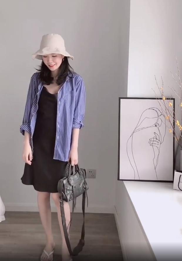 Chỉ 1 chiếc váy đen mà mặc được từ đi làm tới đi chơi, nàng công sở ra tay chứng minh với 11 set đồ bắt mắt - Ảnh 3.