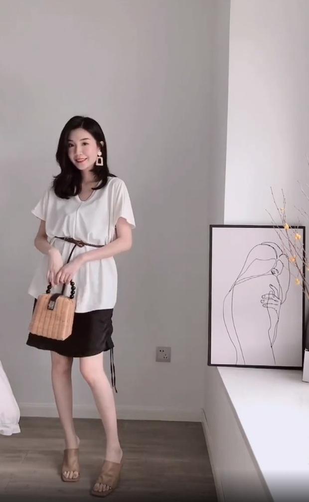 Chỉ 1 chiếc váy đen mà mặc được từ đi làm tới đi chơi, nàng công sở ra tay chứng minh với 11 set đồ bắt mắt - Ảnh 8.