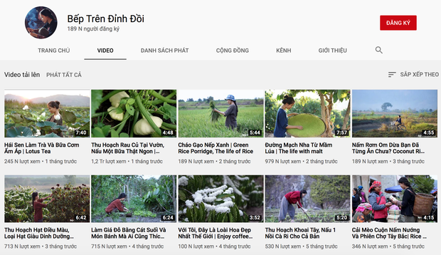 Dân mạng Việt phản ứng trái chiều khi kênh Bếp Trên Đỉnh Đồi bị netizen Trung tố đạo nhái kênh Lý Tử Thất - Ảnh 5.