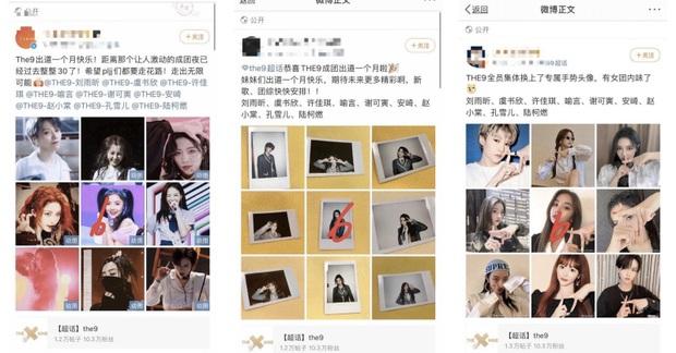 Tranh cãi nảy lửa trên Weibo: Một thành viên THE9 được biệt đãi lộ liễu, debut nhưng danh không xứng với thực? - Ảnh 7.
