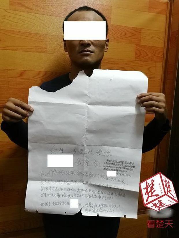 Tên trộm khoắng sạch đồ rồi để lại bức thư tỏ tình vì thấy chủ nhà quá... đẹp - Ảnh 4.
