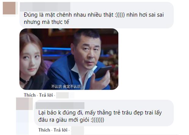 Phim Trung gây sốc khi xây dựng nam chính tổng tài đáng tuổi bố bạn gái, netizen khoái chí: Đây mới là thực tế cuộc đời! - Ảnh 9.