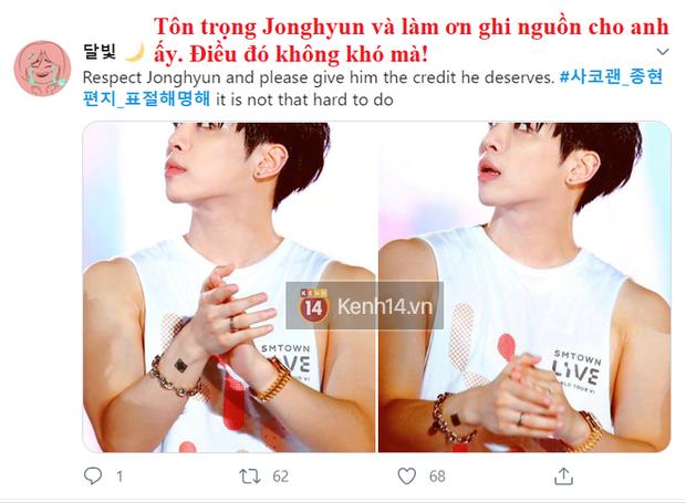 Điên Thì Có Sao dính phốt xài chùa câu nói nổi tiếng của Jonghyun (SHINee), fan bức xúc dùm cố nghệ sĩ - Ảnh 8.