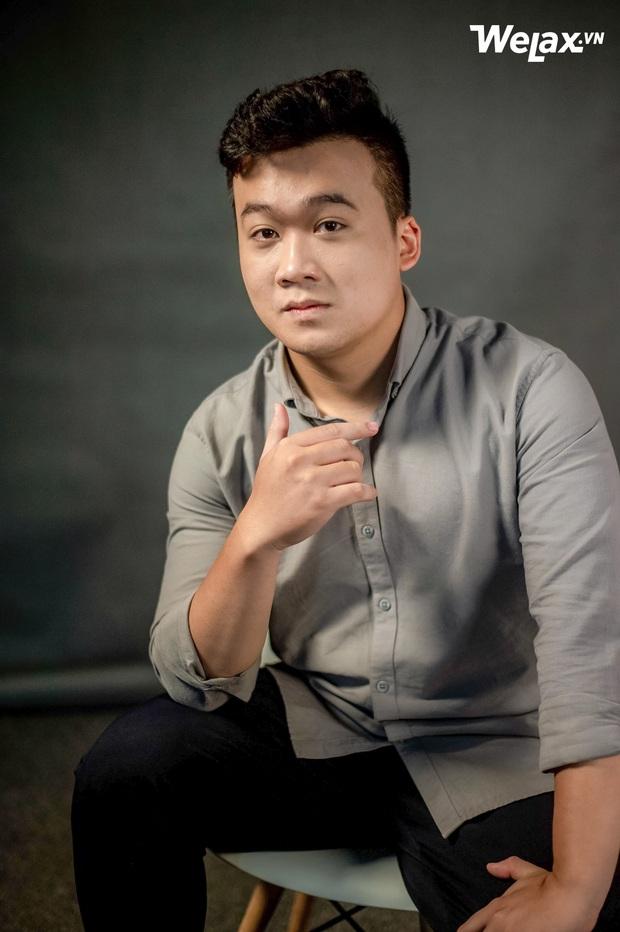 Thầy Minh Vẹo team Welax: Học trường nổi tiếng, IELTS 8.0, từng sống qua 10 tỉnh thành - Ảnh 3.