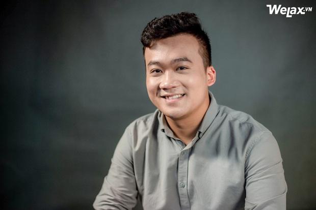 Thầy Minh Vẹo team Welax: Học trường nổi tiếng, IELTS 8.0, từng sống qua 10 tỉnh thành - Ảnh 1.