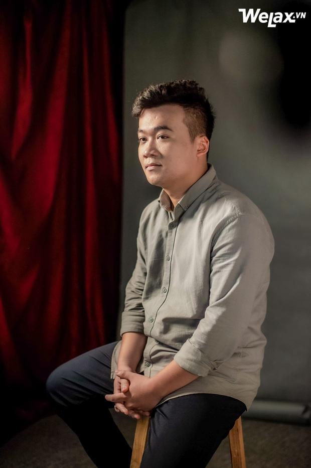 Thầy Minh Vẹo team Welax: Học trường nổi tiếng, IELTS 8.0, từng sống qua 10 tỉnh thành - Ảnh 5.