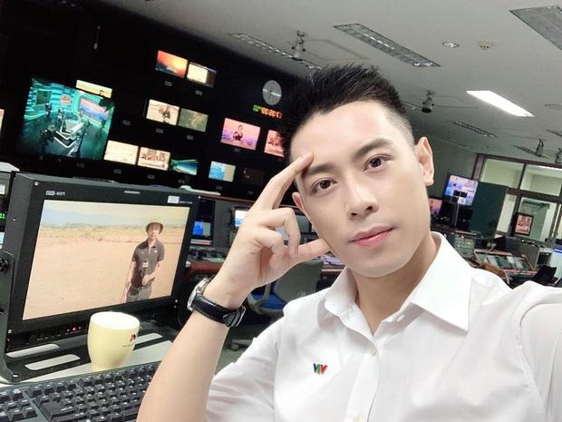 Khi trai đẹp trở thành động lực xem tivi: Ngắm muốn đã đời loạt MC/BTV cực phẩm của nhà đài - Ảnh 3.