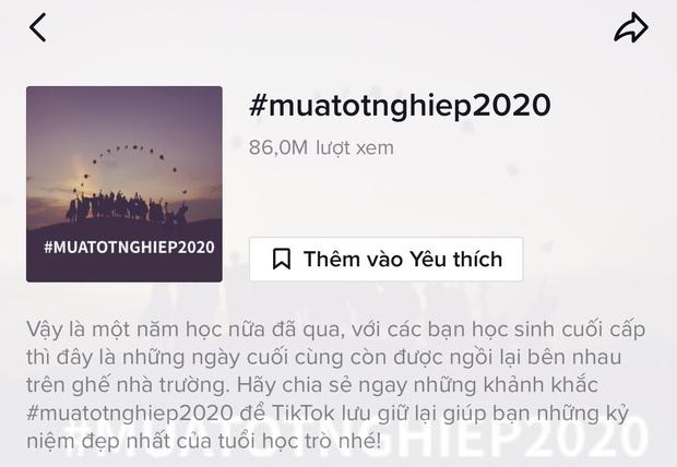 #muatotnghiep202 - Trend mới cho riêng sĩ tử đang cực hot trên TikTok - Ảnh 1.