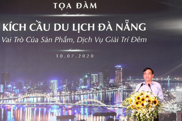 Đà Nẵng nỗ lực trở thành thủ phủ du lịch ban đêm, ăn chơi sau 0h của Việt Nam - Ảnh 1.