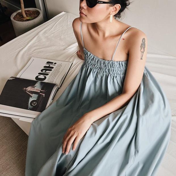 Có 5 kiểu váy các sao Việt đang diện tới diện lui, bạn cứ sắm theo là mặc đẹp nguyên hè - Ảnh 5.