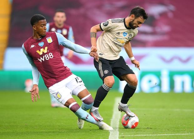 Manchester United 3-0 Aston Villa: Pogba nổ súng, sao trẻ Greenwood thăng hoa, Quỷ đỏ nâng chuỗi bất bại lên con số 17 - Ảnh 2.