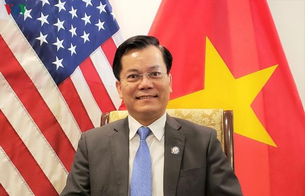 ĐSQ Việt Nam nỗ lực đảm bảo quyền lợi của du học sinh Việt Nam tại Mỹ - Ảnh 1.