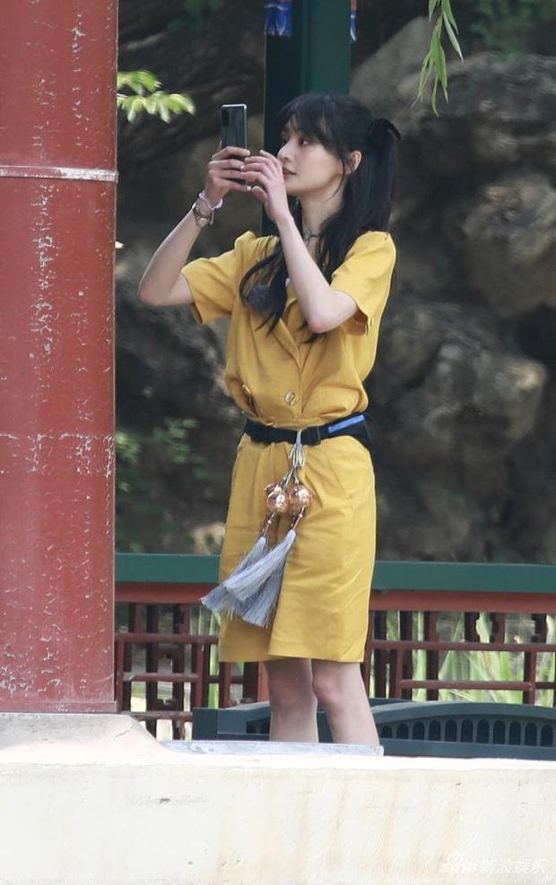 Nhan sắc Trịnh Sảng qua ảnh không PTS: Không còn mũm mĩm đáng yêu, nay mặt hốc hác vì sút cân - Ảnh 7.