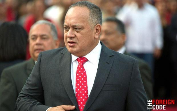 Chủ tịch Quốc hội Lập hiến Venezuela mắc Covid-19 - Ảnh 1.