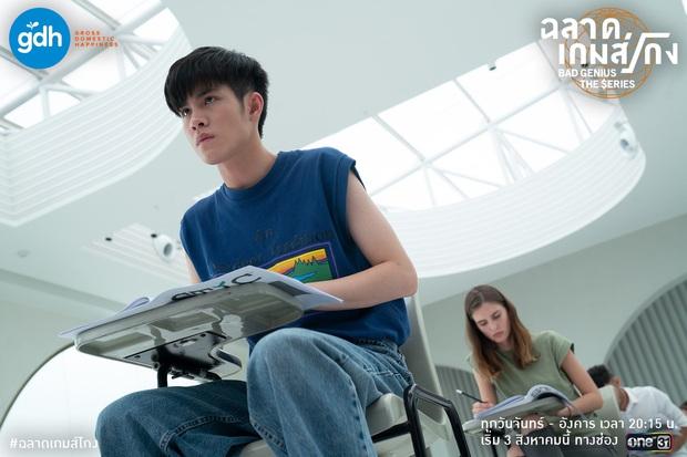 Thiên Tài Bất Hảo bản truyền hình tung tạo hình nhân vật: Netizen Thái phấn khích tột độ, khán giả Việt kêu gào đòi cast cũ - Ảnh 4.