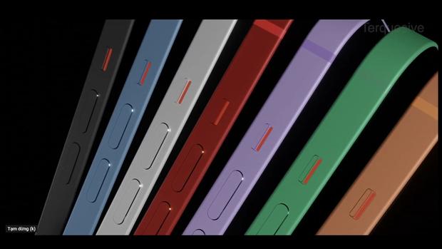 Concept iPhone 12, iPhone 12 Max lại lên sóng rõ nét, đủ cả cấu hình lẫn tính năng - Ảnh 8.
