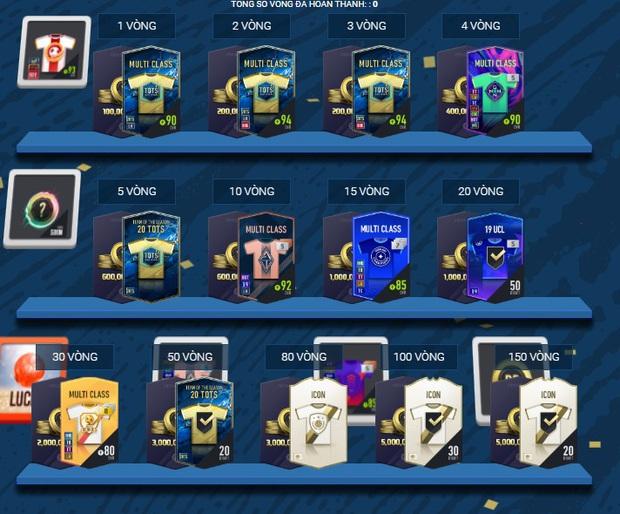 FIFA Online 4: Thẻ 20TOTS chính thức ra mắt cùng sự kiện Cờ tỷ phú - Ảnh 2.