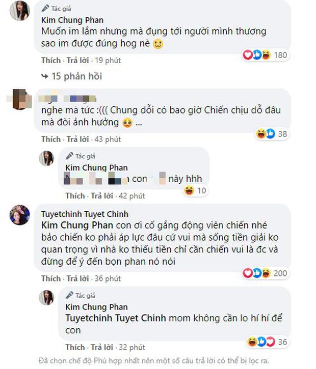 Kim Chung Phan lên tiếng sau khi bị chỉ trích khiến ADC mất phong độ, mẹ ADC bình luận: Nhà không thiếu tiền, Chiến vui là được! - Ảnh 4.