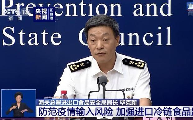 Trung Quốc tìm thấy SARS-CoV-2 trên bao bì tôm nhập khẩu từ Ecuador - Ảnh 1.