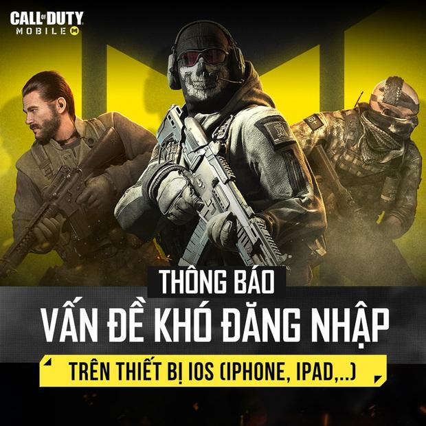Liên quân, Free Fire cùng hàng loạt game mobile trên iOS bị lỗi, giải đấu quốc tế APL bị gián đoạn - Ảnh 2.