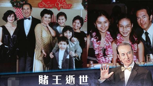 Diễn biến tang lễ trùm sòng bạc Macau: Vợ con khóc nức nở, bà Hai ngã bệnh nặng, ảnh hiếm của đại gia tộc được trình chiếu - Ảnh 3.