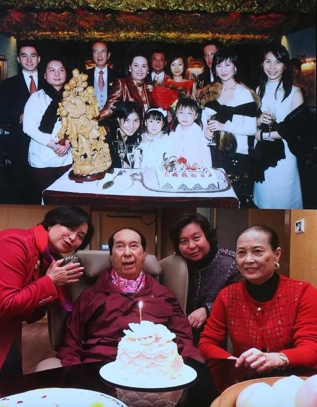 Diễn biến tang lễ trùm sòng bạc Macau: Vợ con khóc nức nở, bà Hai ngã bệnh nặng, ảnh hiếm của đại gia tộc được trình chiếu - Ảnh 8.