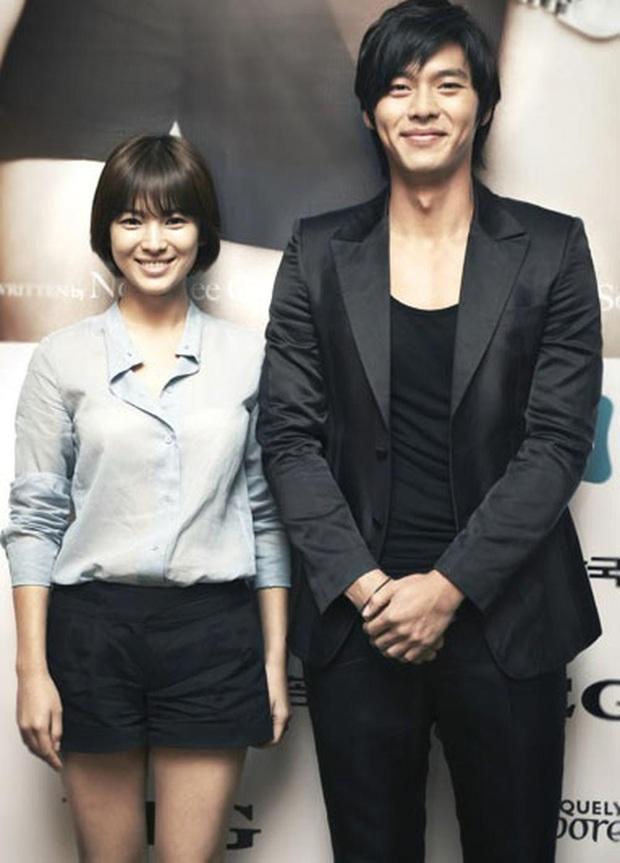 Tiếp tục nghi vấn Song Hye Kyo đánh tiếng hẹn hò với Hyun Bin, rõ ràng và thân mật đến mức đáng nghi - Ảnh 2.