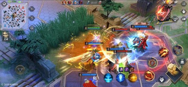 Tựa game MOBA được đỡ đầu bởi 2 ông lớn, từng kỳ vọng lật đổ Liên Quân, giờ bị game thủ Việt coi là dead game - Ảnh 3.