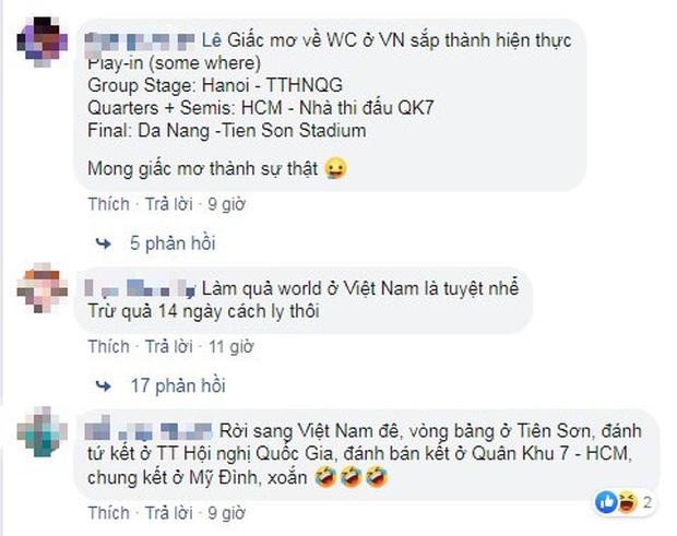Hay tin CKTG 2020 có thể bị hủy, cộng đồng LMHT mơ mộng - Ở đâu làm giải thuận lợi hơn ngoài Việt Nam - Ảnh 3.