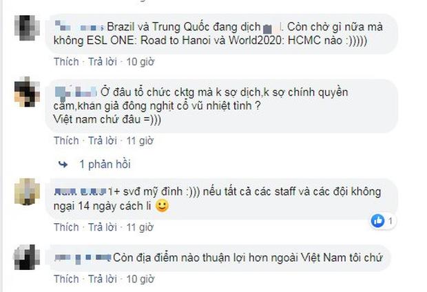 Hay tin CKTG 2020 có thể bị hủy, cộng đồng LMHT mơ mộng - Ở đâu làm giải thuận lợi hơn ngoài Việt Nam - Ảnh 5.