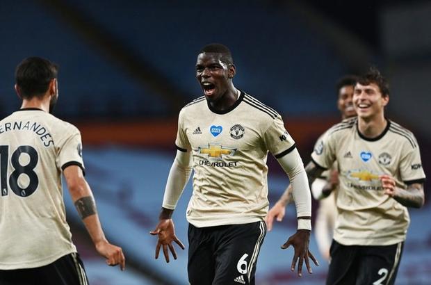 Manchester United 3-0 Aston Villa: Pogba nổ súng, sao trẻ Greenwood thăng hoa, Quỷ đỏ nâng chuỗi bất bại lên con số 17 - Ảnh 6.