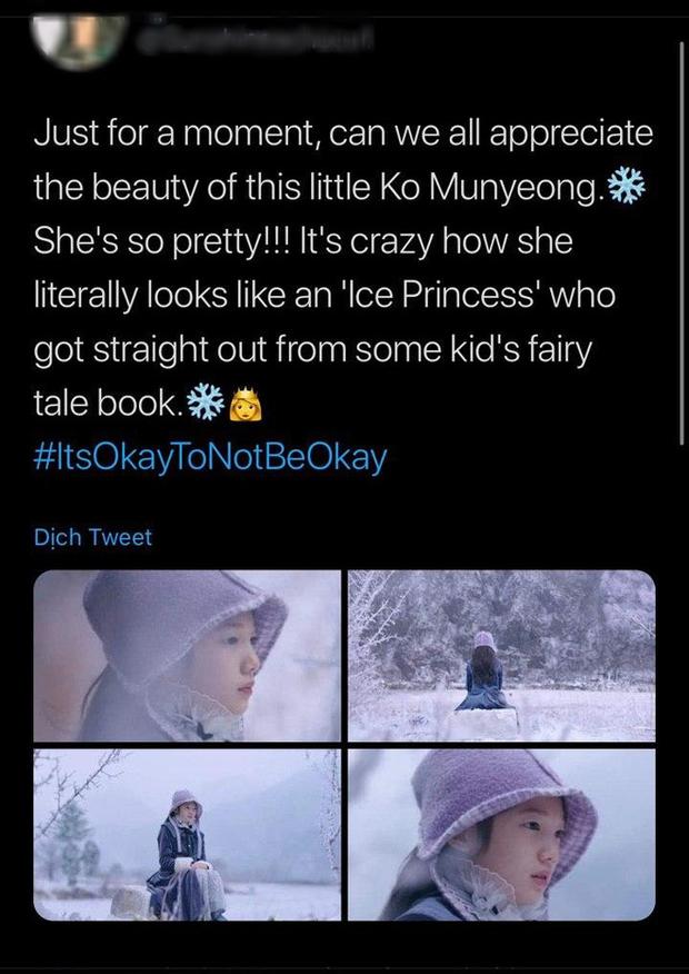 Fan điêu đứng trước nhan sắc Seo Ye Ji bản mini ở Điên Thì Có Sao: Công chúa nhỏ xinh quá chừng nhưng giống Kai (EXO) dữ ta! - Ảnh 6.