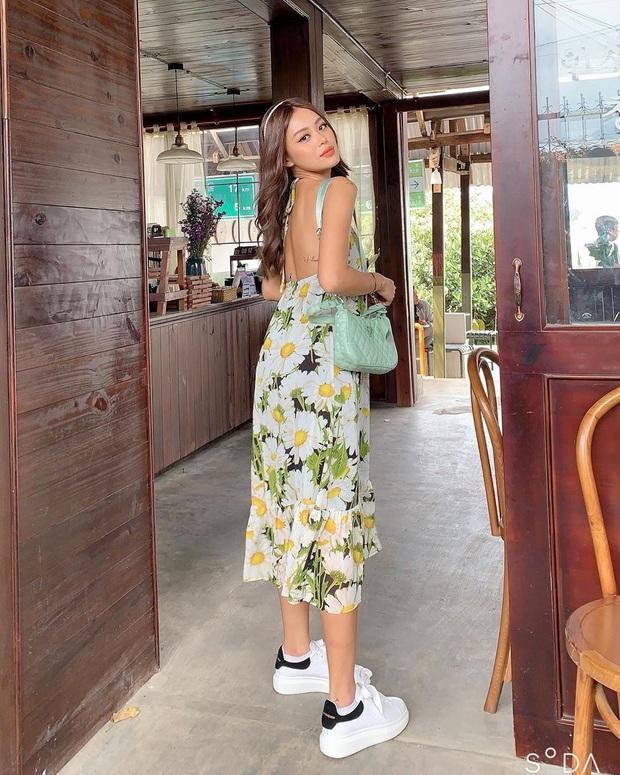 Có 5 kiểu váy các sao Việt đang diện tới diện lui, bạn cứ sắm theo là mặc đẹp nguyên hè - Ảnh 11.
