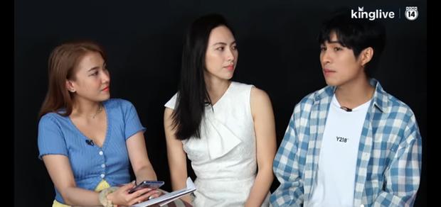 Hì hục diễn cảnh nóng ở Bằng Chứng Vô Hình nhưng Quang Tuấn vẫn bị vợ trách đóng không thật - Ảnh 3.