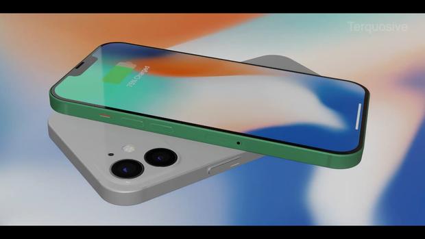 Concept iPhone 12, iPhone 12 Max lại lên sóng rõ nét, đủ cả cấu hình lẫn tính năng - Ảnh 7.