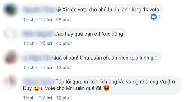 Netizen khoái chí khi Luân (Đừng Bắt Em Phải Quên) bật đẹp tiểu tam vì dám kể xấu vợ mình - Ảnh 6.
