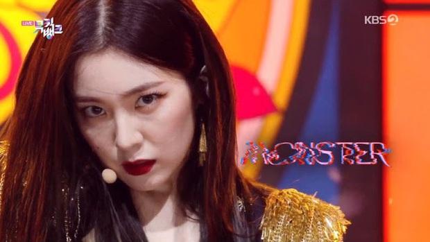 Thần thái ending với ánh mắt như dao cau của Irene (Red Velvet) tưởng đâu dọa được fan, ai ngờ lại bị so sánh quạo như... chú cún - Ảnh 4.