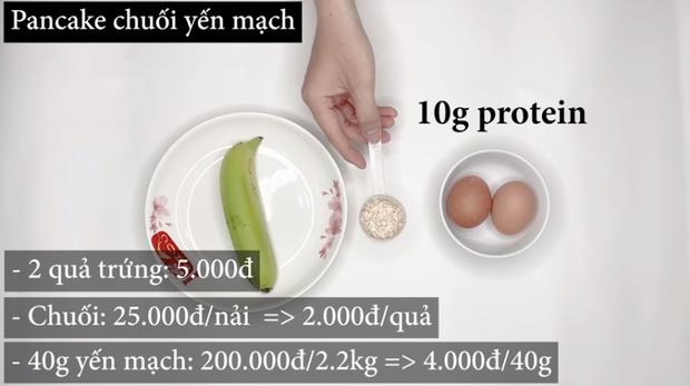 4 món ăn sáng Eat Clean của Uyên Pu vừa ngon, bổ, rẻ với giá sinh viên vừa dễ chế biến cho các nàng học hỏi đây - Ảnh 2.