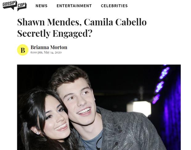 Thì thầm Hollywood: Miley Cyrus có thai sau 5 tháng ly hôn, Shawn - Camila Cabello bí mật đính hôn và loạt tin đồn chấn động - Ảnh 12.