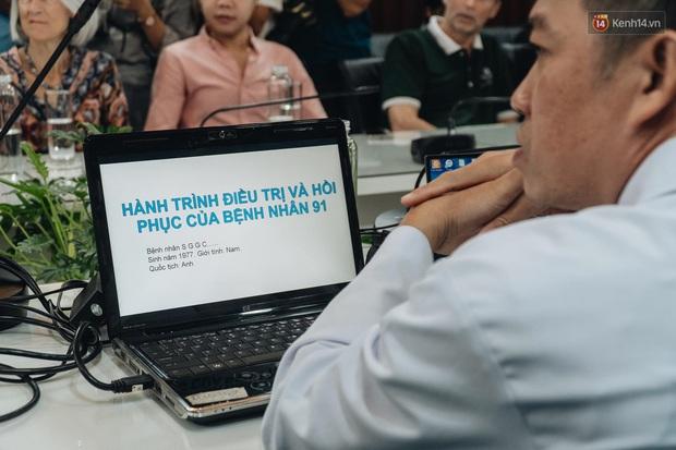 Chuẩn bị đưa BN91 xuất viện về nước, BV Chợ Rẫy tổ chức thông tin: Đây là niềm tự hào của Việt Nam - Ảnh 5.